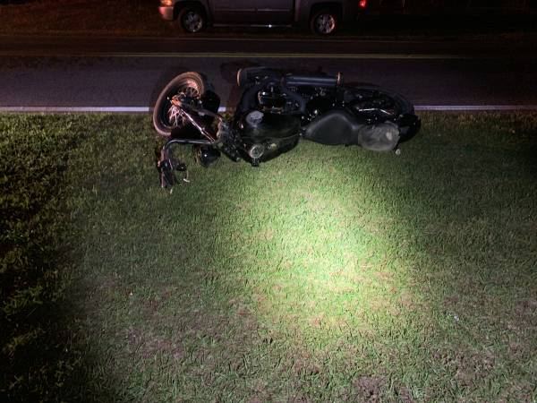 12:20 AM  Murphy Mill Road Motorcycle Accident