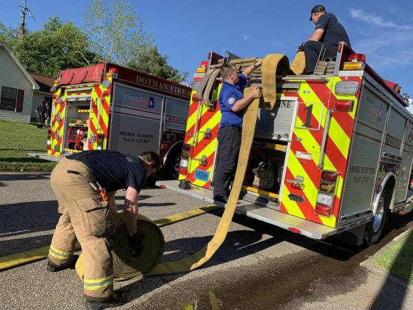 Volunteer or Paid Fireman - A REQUIREMENT Every Time